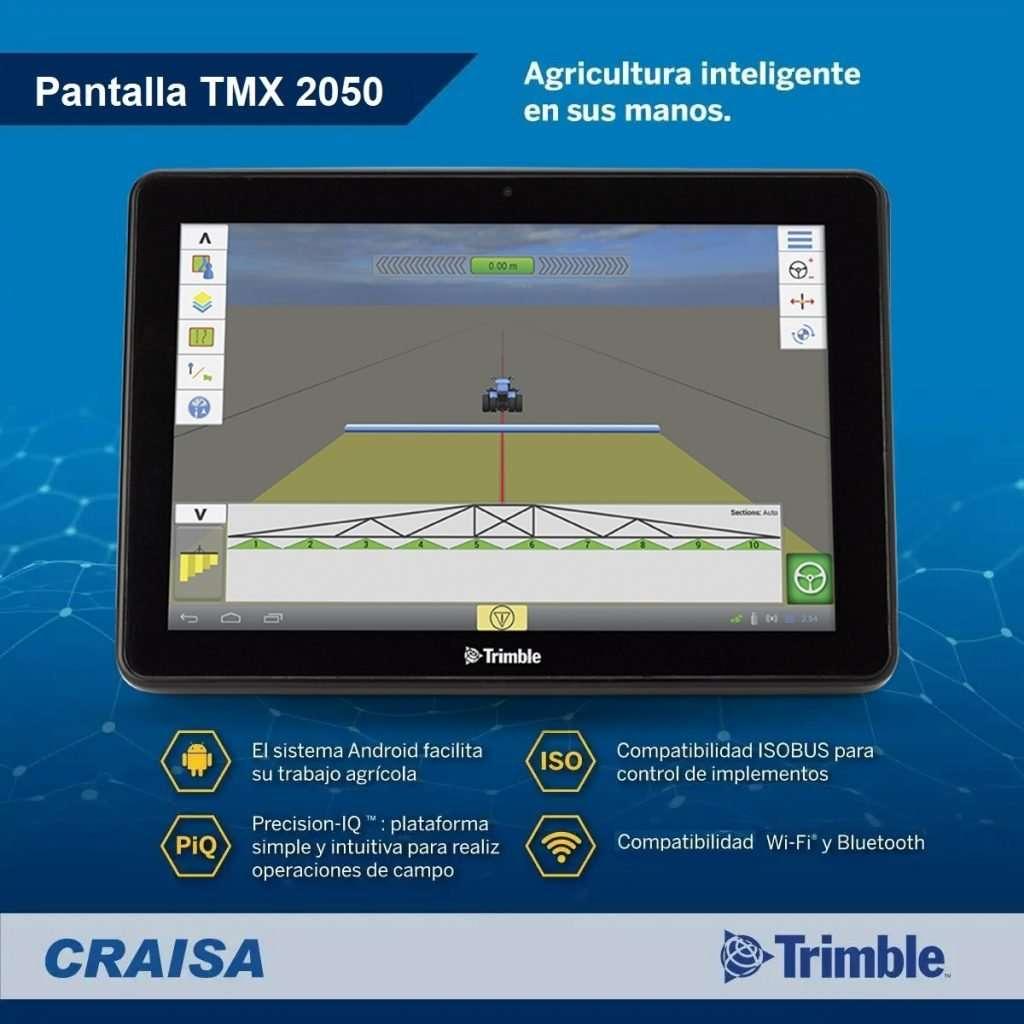 TMX2050 Seccion